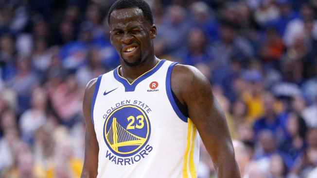 Golden State Warriors: Draymond Green ejected after scuffle with Bradley Beal