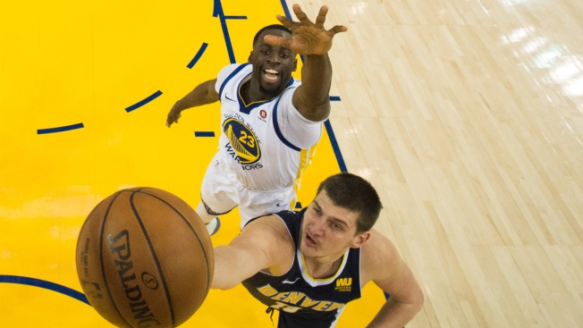 Draymond Critical of His Defense This Year, 'it's a Tough Adjustment'
