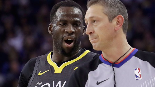 Draymond Green ejected from Warriors-Grizzlies game