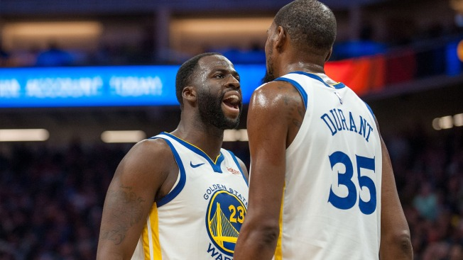 2c42e0cb6151 Draymond Green Reveals How Kevin Durant Incident Helped Him Change Demeanor