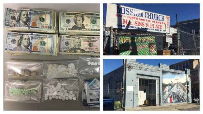 Boston Pastor Charged With Drug Trafficking