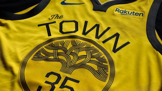 new arrivals d1bf0 5e0d8 $500,000 Worth of Golden State Warriors Jerseys, T-Shirts ...