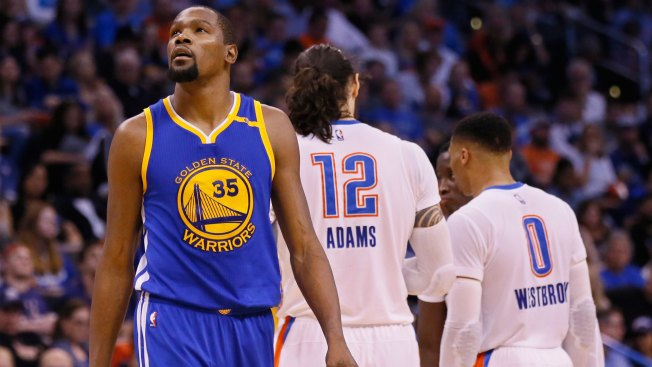 Thunder Vs Warriors NBA Game Preview