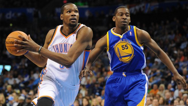 Did KD get caught using wrong Twitter account to defend himself?