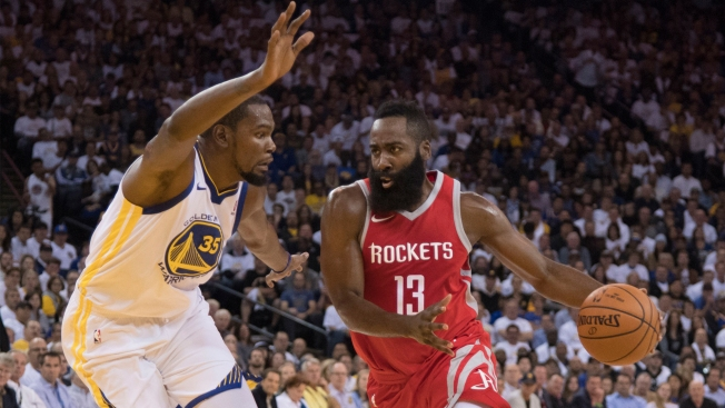 James Harden May Make His Return During Houston's Game Against The Timberwolves
