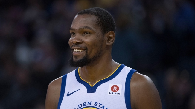Kevin Durant donates to Colin Kaepernick's $1 million pledge