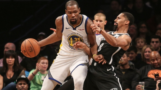 What Kevin Durant Told GM Sean Marks About Why He Signed With Nets