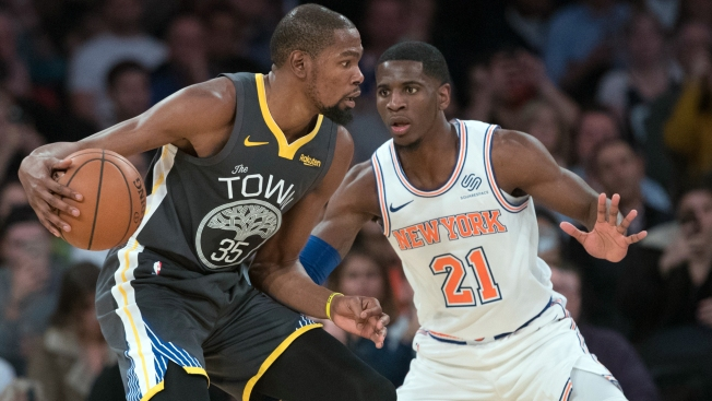 Kevin Durant, New York City 'match Made Not in Heaven,' Michael Wilbon Says