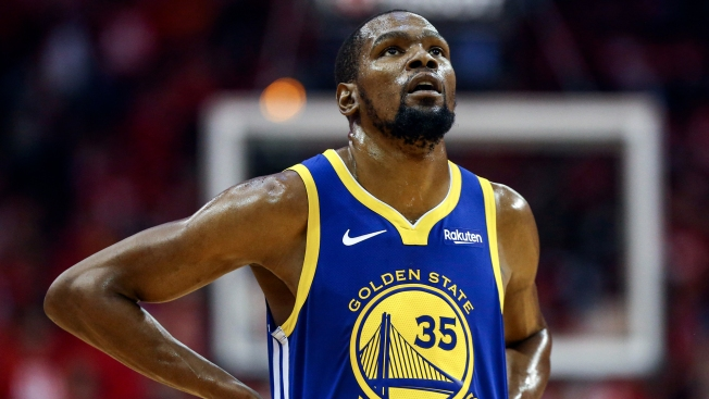 Kevin Durant 'changing His Mind' Could Derail Knicks Plans, Stephen A. Says