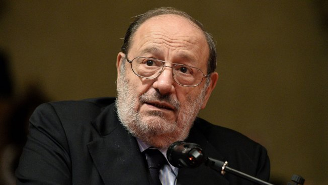 Publisher: Umberto Eco, Author of 'The Name of the Rose,' Dead at 84
