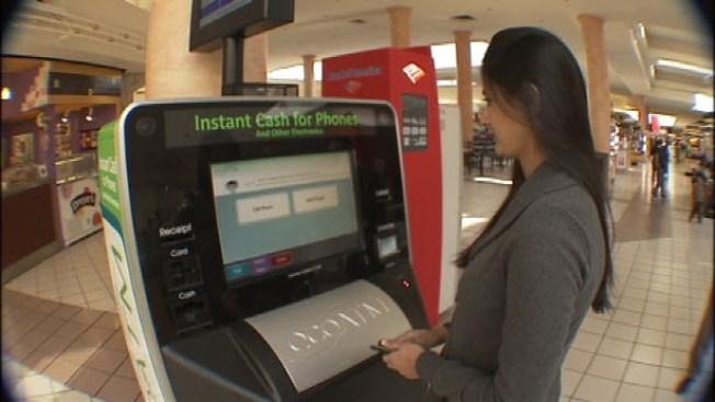 EcoATM Phone Recycling Kiosks Hit Bay Area Malls