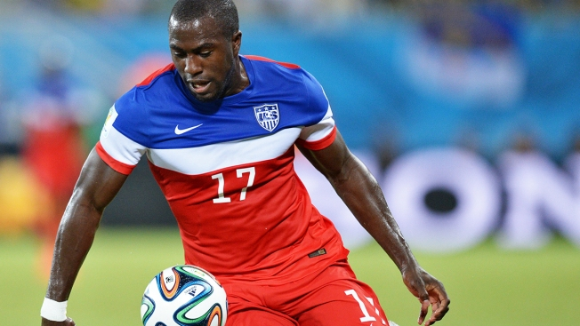 USA's Jozy Altidore Available to Play vs. Belgium