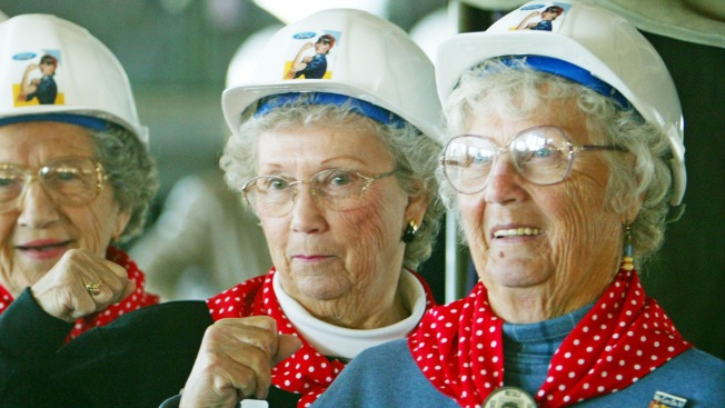 Elderly, Fixed-Income Rosie the Riveters Fundraise After Vice President Invite