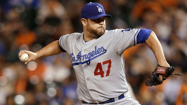 Report: Giants in the Mix for Former Dodger Ricky Nolasco