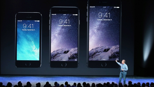Apple iPhone 6 Pre-Orders Set First-Day Record