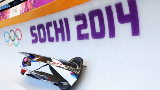 Top U.S. Women's Bobsled Damaged After Training Run