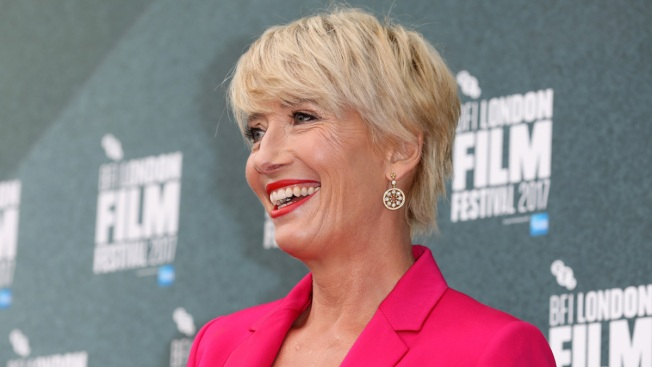 Call Her a Dame: Emma Thompson Receives Top British Award