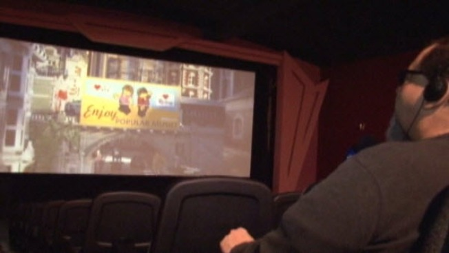 New Technology at Eureka Theater Allows Deaf, Blind to Experience Movies