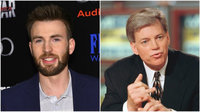 Avengers' Chris Evans Takes on Real Life Troll David Duke