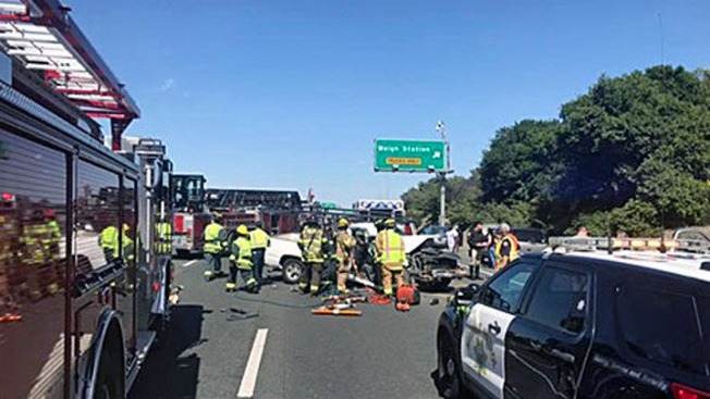 6-Year-Old Boy Airlifted to Trauma Center After I-80 Crash Near Fairfield: CHP