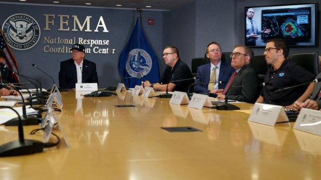 Trump Wants Acting FEMA Head to Have Job Permanently