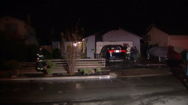 Van Fire at San Jose Home for Mentally Disabled Adults