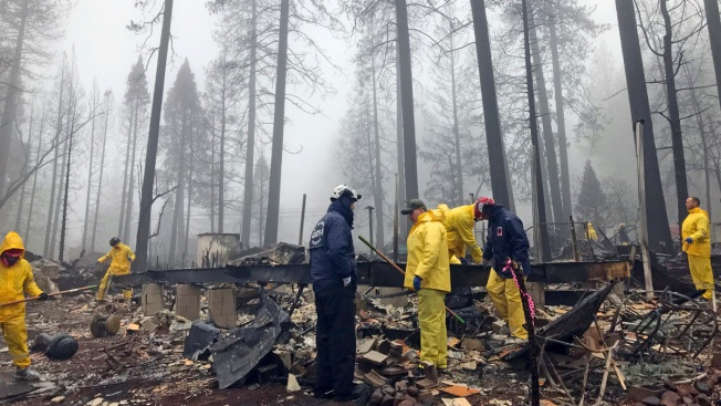 PG&E Could Face Murder Charges in California Wildfires: Calif. AG