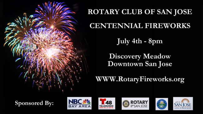 Rotary Club of San Jose Brings Fireworks Back to Downtown