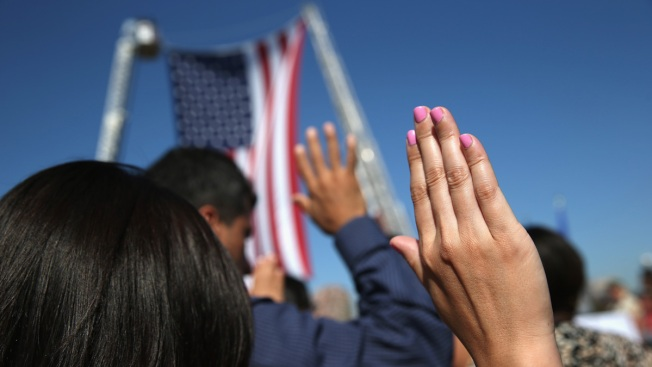 Most Americans Would Fail US Citizenship Test, Survey Says