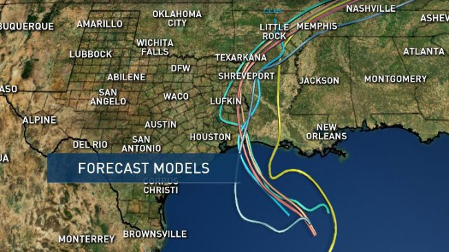 Tropical Storm Cindy strengthens in Gulf; warning area grows