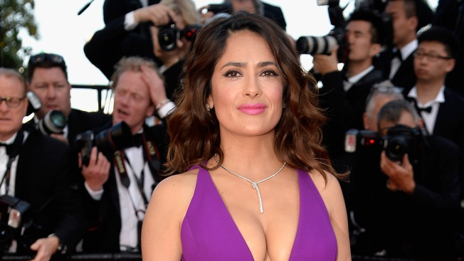 Neighbor Fired Air Rifle, Unaware He Hit Salma Hayek's Dog