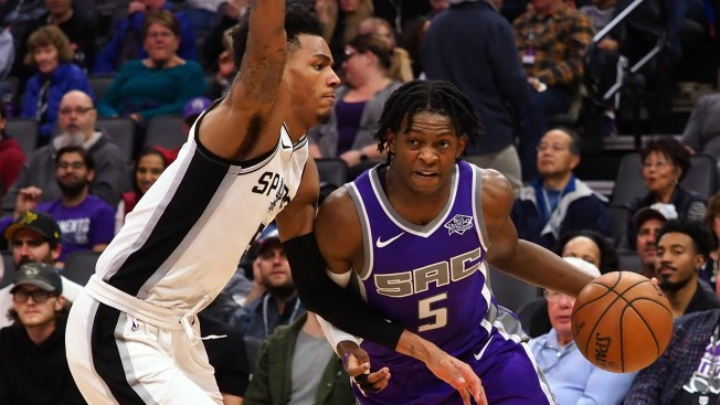 Gameday: Battle of Young Point Guards as Kings Take on Spurs in San Antonio