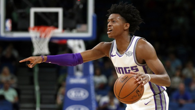 Kings, De'Aaron Fox Can Breathe After MRI Results