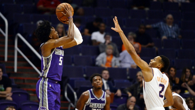 47cd849cf7 De Aaron Fox Pushes Kings From Brink of Defeat to Comeback Road Win ...