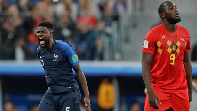 France Advances to World Cup Final, Beats Belgium 1-0