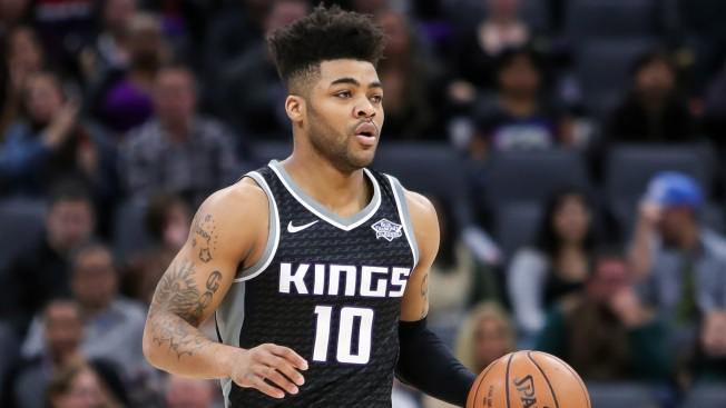 Kings' Frank Mason sidelined at least through January with heel injury
