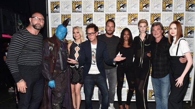 Chris Pratt, Zoe Saldana Break Silence on James Gunn Firing From Guardians Franchise