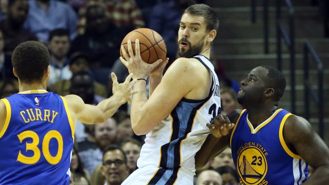 NBA Gameday: Streaks on the Line When Warriors Tussle With Grizzlies