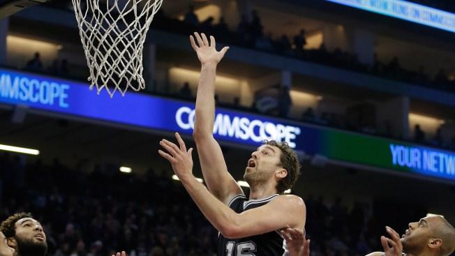 San Antonio Spurs Go For Unbeaten Road Record