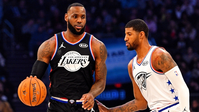 39aa0a4ed3c NBA Rumors  Paul George Spurned Lakers After Talking With Corey Brewer