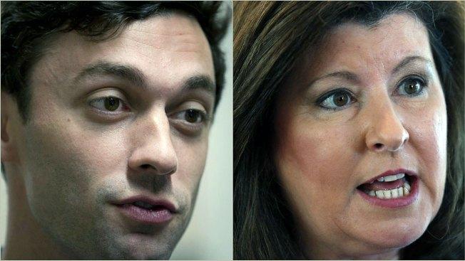 Trump declares Georgia Democrats are 'failing'