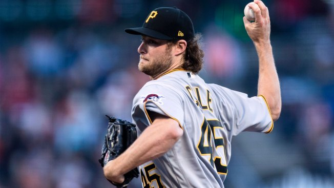 Gerrit Cole Traded to Astros for Colin Moran, Joe Musgrove, More