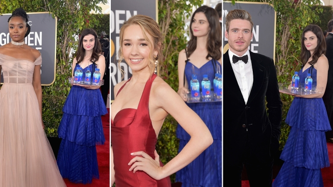 Fiji Water Fires Back in Legal Battle With Model Who Photobombed Golden Globes