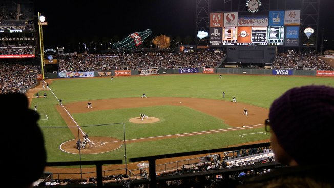 It's a Hot One: AT&T Park Shatters Record