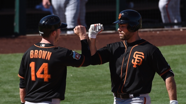 Giants Finish Victorious in Breakneck Game Against San Diego Padres