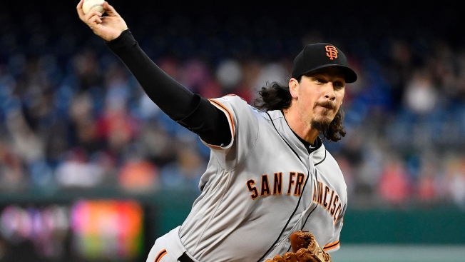 Giants Taking Look at Rookie Pitchers Who Might Be Part of Next Wave