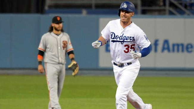 Giants Shut Out Again by Dodgers, Score Just Two Runs in Four-Game Split