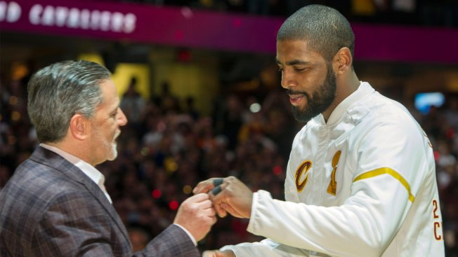 Kyrie Irving asked the Cavaliers to trade him