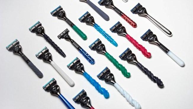 Procter & Gamble Is Testing 3D Printed Gillette Razors