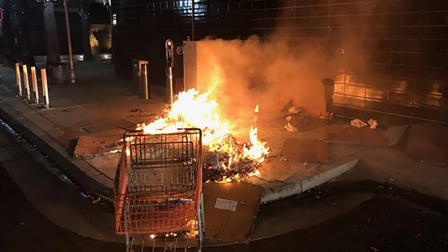 Calif. Man Charged With Attempted Murder After Fire Set Near Sleeping Homeless Man